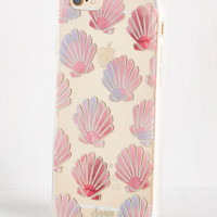 Just for the Shell of It iPhone 6/6s Case   Mod Retro Vintage Wallets   ModCloth.com