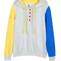 'The Fernanda'  Hooded  Sweatshirt
