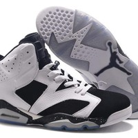 Big Size To Special You! Nike Air Jordan 6 Retro Aj6 Black/white Size Us 141516 | Best Deal Online