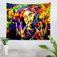 Tupac Tapestry
