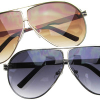 (SOLD OUT) Oversized Aviators SAVE 15%