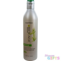 BIOLAGE by Matrix FIBERSTRONG INTRA-CYLANE + BAMBOO SHAMPOO FOR WEAK, FRAGILE HAIR 13.5 OZ