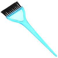 1Pcs Pro Salon Dye Hair Brush Bleach Tint Perm Application Dye Coloring Comb Styling Hairdressing Hairstyle Barber Dyeing Tool