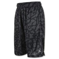 Men's Jordan Fragmented Elephant Basketball Shorts