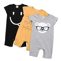 Baby Boy Clothes born Baby Clothes Cartoon Baby Girl Clothes Infant Jumpsuits Kids Clothes