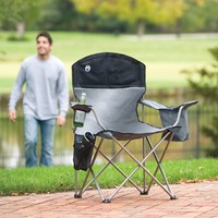 Coleman - Coleman- Coleman® Oversized Quad Chair with cooler - Coleman® Oversized Quad Chair with cooler