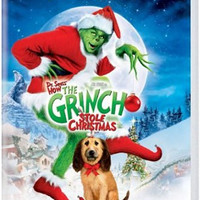 Dr. Seuss' How the Grinch Stole Christmas (Widescreen Edition)