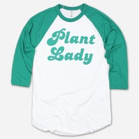 Plant Lady - Green