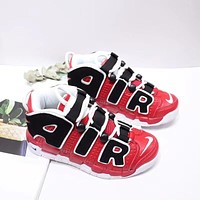 """Nike Air More Uptempo """"Bulls"""" Toddler Kid Shoes Child Sneakers - Best Deal Online"""