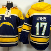 KUYOU Los Angeles Chargers Lacer