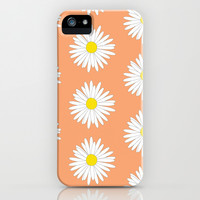 Daisy iPhone & iPod Case by Ashley Hillman