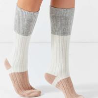 Pair Of Thieves Glamping Colorblocked Boot Sock | Urban Outfitters