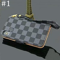 LV Louis Vuitton 2018 new iphone6 mobile phone case cover F-OF-SJK #1