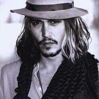 Johnny Depp 27x40 Movie Poster (2003)