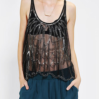 Pins And Needles Gathered Back Cami - Urban Outfitters