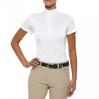 Ariat Women's Aptos Women's Show Top, White - 10008992
