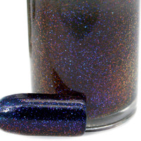 Rainbow Crush - Multichrome Glitter Top Coat
