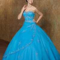 Ball Gown Strapless Floor Length Satin wedding dress for brides 2012 style(WDE0153) [WDE0153] - $171.98 :