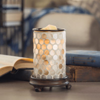 Sea Glass Candle Warmer