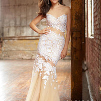 Madison James Prom 15-104 Madison James Lillian's Prom Boutique