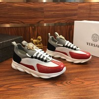 Versace Chain Reaction Sneakers #8