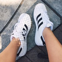 ADIDAS Tide brand classic shell head men and women wild sports shoes