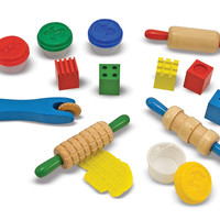 Melissa & Doug Shape, Model & Mold Play Clay