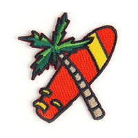 Palm Surf Patch