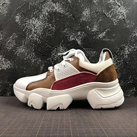 GIVENCHY Low Jaw Sneakers In Neoprene And Leather