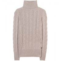 loro piana - cashmere turtleneck sweater