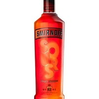 Smirnoff Sours Fruit Punch Flavored Vodka 750ml