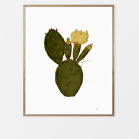 Poster, Cactus Wall Art, Printable Art, Prints, Wall Art, Home  Decor, Mexican Decor, Digital Download, Large Printable Poster.