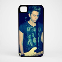 Luke Hemmings 5SOS Guitar iPod 5 Case