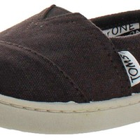 Toms Classic Kids Unisex Youth Slip On Shoes