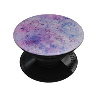 Blotted Pink and Purple Texture - Skin Kit for PopSockets and other Smartphone Extendable Grips & Stands