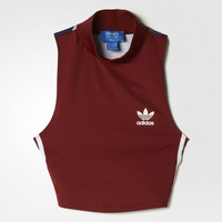adidas Tank Top - Red | adidas US
