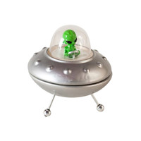 Alien Sightings Salt & Pepper Set