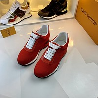 louis vuitton womens mens 2020 new fashion casual shoes sneaker sport running shoes 5