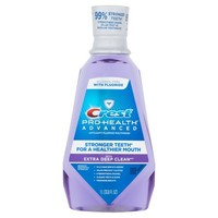 Crest Pro-Health Advanced Anticavity Fluoride Mouthwash 1L - Walmart.com