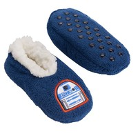 Star Wars R2D2 Slippers - Toddler Boy (Blue)
