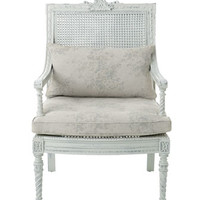 Shabby Chic Landen Parlor Chair