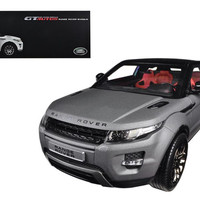 Range Rover Evoque Grey 2 Doors 1-18 Diecast Car Model by Welly