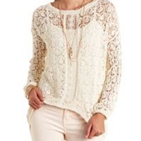 Sweaters: Charlotte Russe