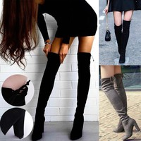 Over the Knee Boots For Womens | Thigh High Boots