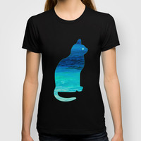 SEA CAT T-shirt by catspaws