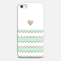 GATSBY meets AVALON seagrean iPhone 5s iPhone 5s case by Monika Strigel | Casetify