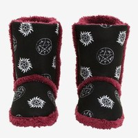 Supernatural Slipper Boots