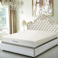 Paradise CertiPUR-US® Twin Mattress 8""