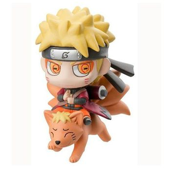 Funko POP Naruto With Nine Fox Mount Kyuubi