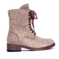 Savanna Women's Combat Boots